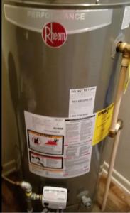 Water heater instalation San Antonio